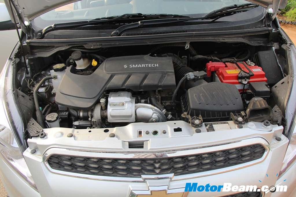 Chevrolet Beat Engine Review