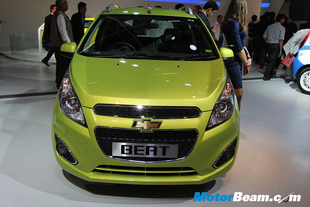 Chevrolet Beat Facelift Price