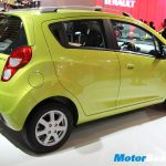 Chevrolet Beat Facelift Tail