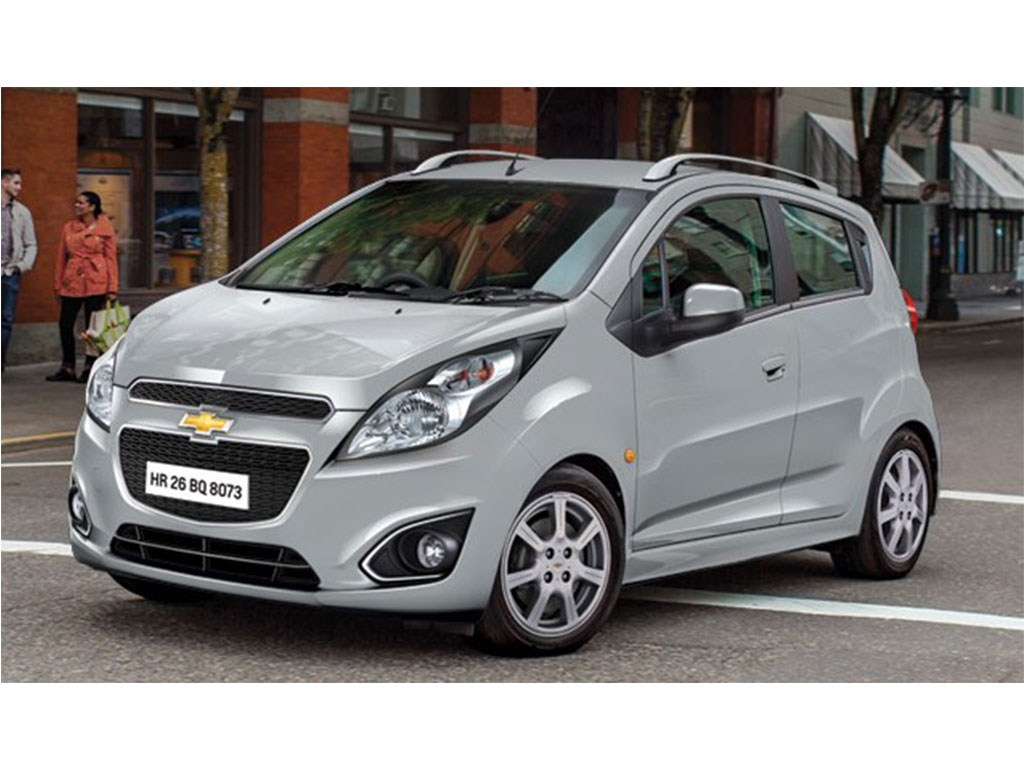 Chevrolet Beat Silver
