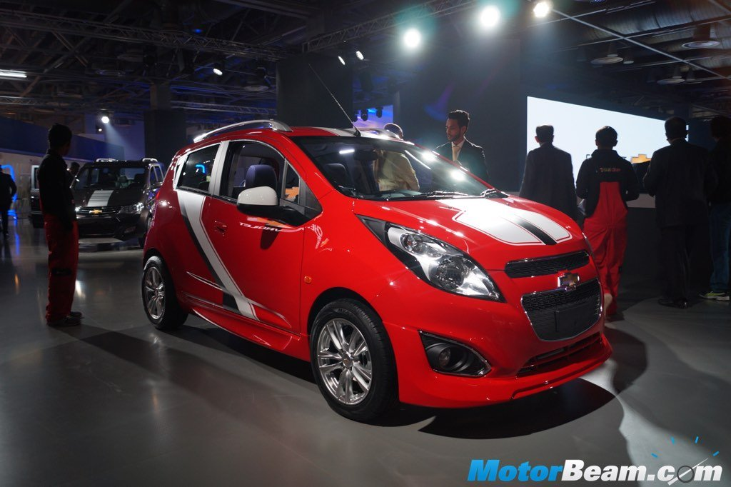 Chevrolet Beat Special Edition 1