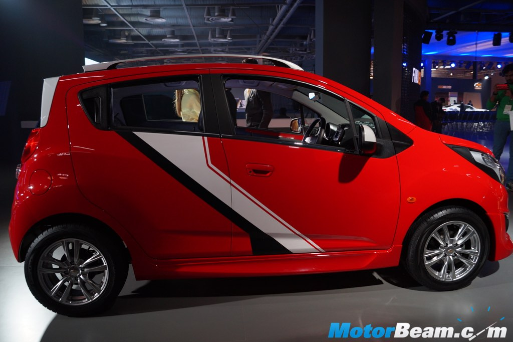 Chevrolet Beat Special Edition 2