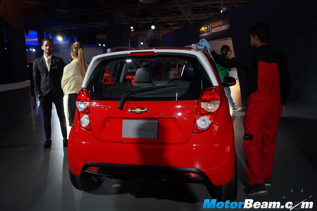 Chevrolet Beat Special Edition 3