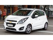 Chevrolet Beat White