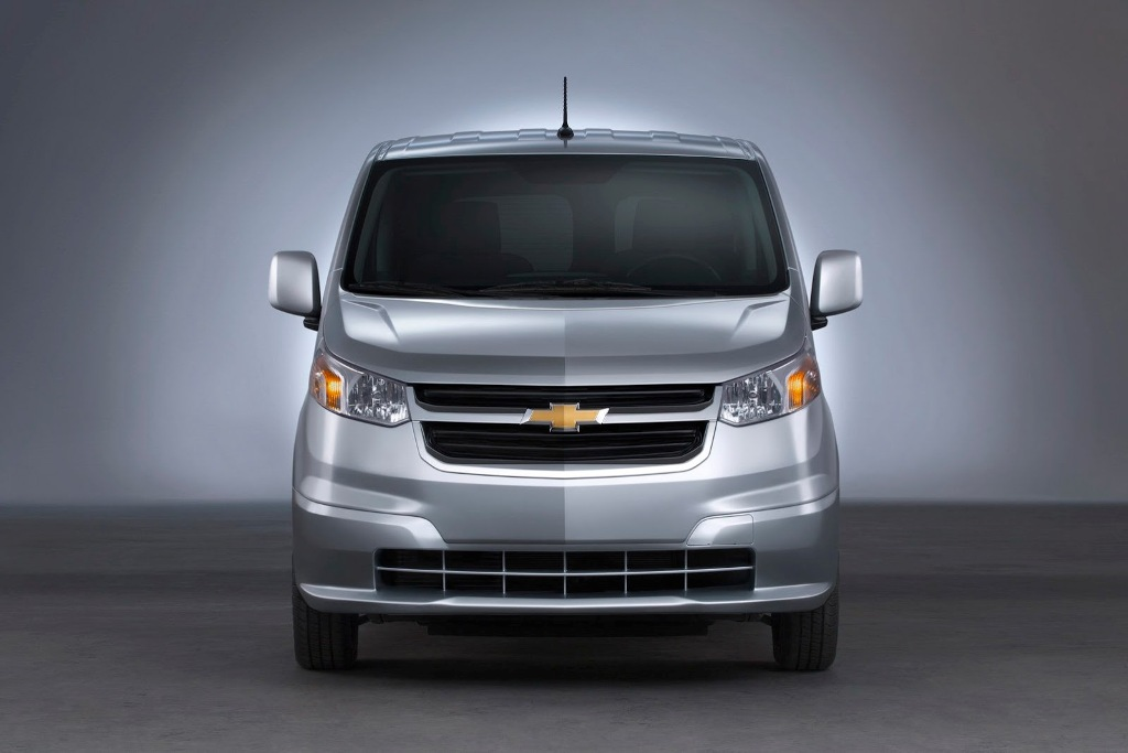 Chevrolet City Express Front