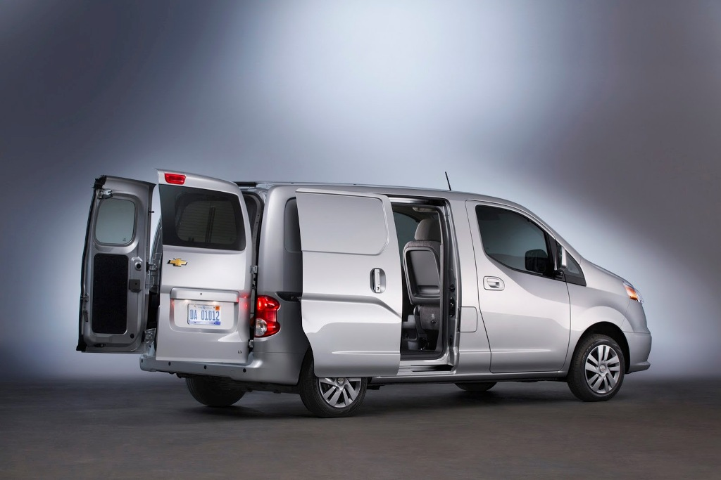 Chevrolet City Express Side