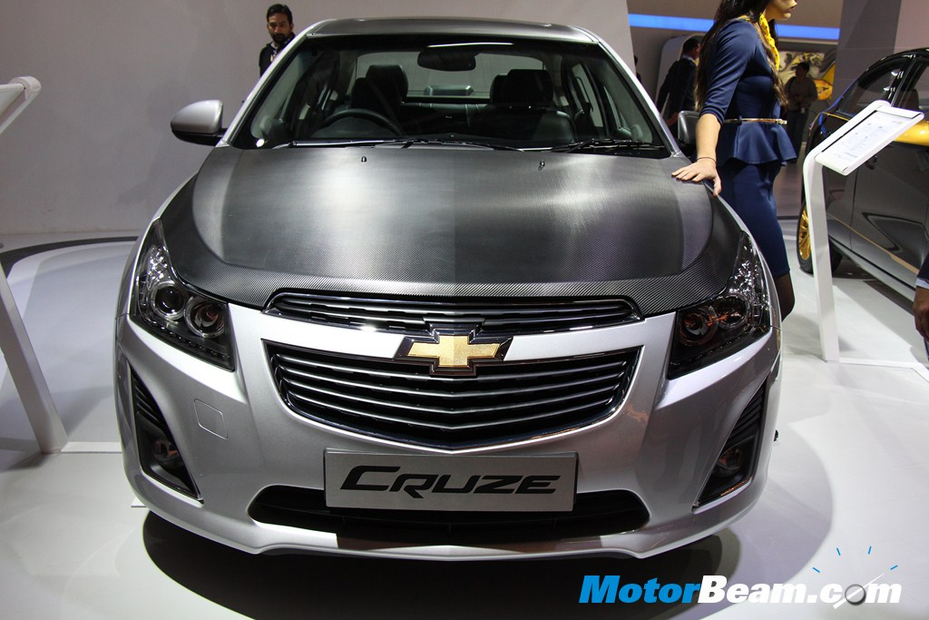 Chevrolet Cruze Stealth Front
