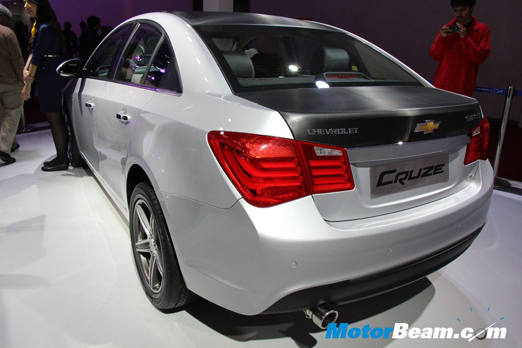 Chevrolet Cruze Stealth Tail