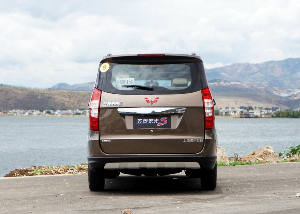 Wuling Hong Guang Chevrolet Enjoy Facelift Launched In China