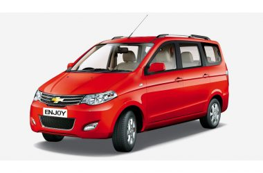 Chevrolet Enjoy Specifications