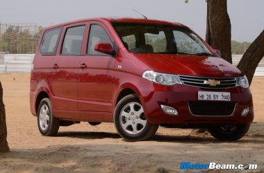 Chevrolet Enjoy Diesel Brake Issues