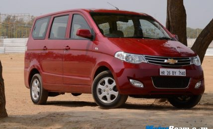 Chevrolet Enjoy Test Drive Review