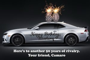 Chevrolet Ford 50 Years