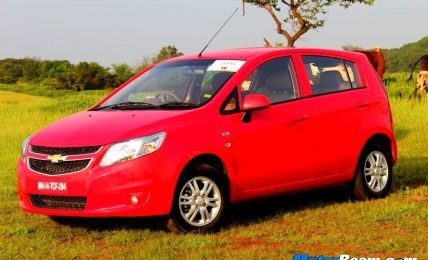 Chevrolet Sail U-VA Road Test