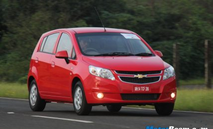 Chevrolet Sail U-VA Test Drive Review