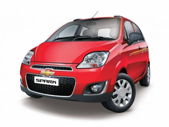 GM India Discontinues Chevrolet Spark, Production Stopped