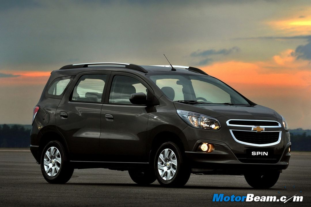 Chevrolet Spin Under Homologation Process In India Launch In 2016