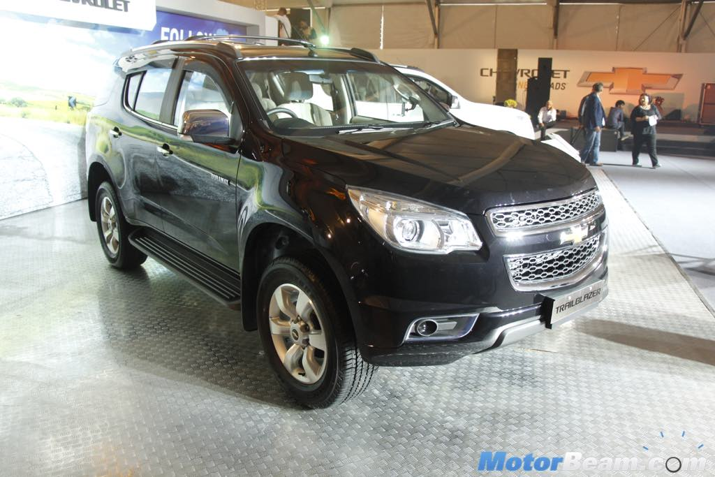 Chevrolet TrailBlazer Price
