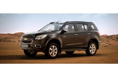 Chevrolet Trailblazer Specifications