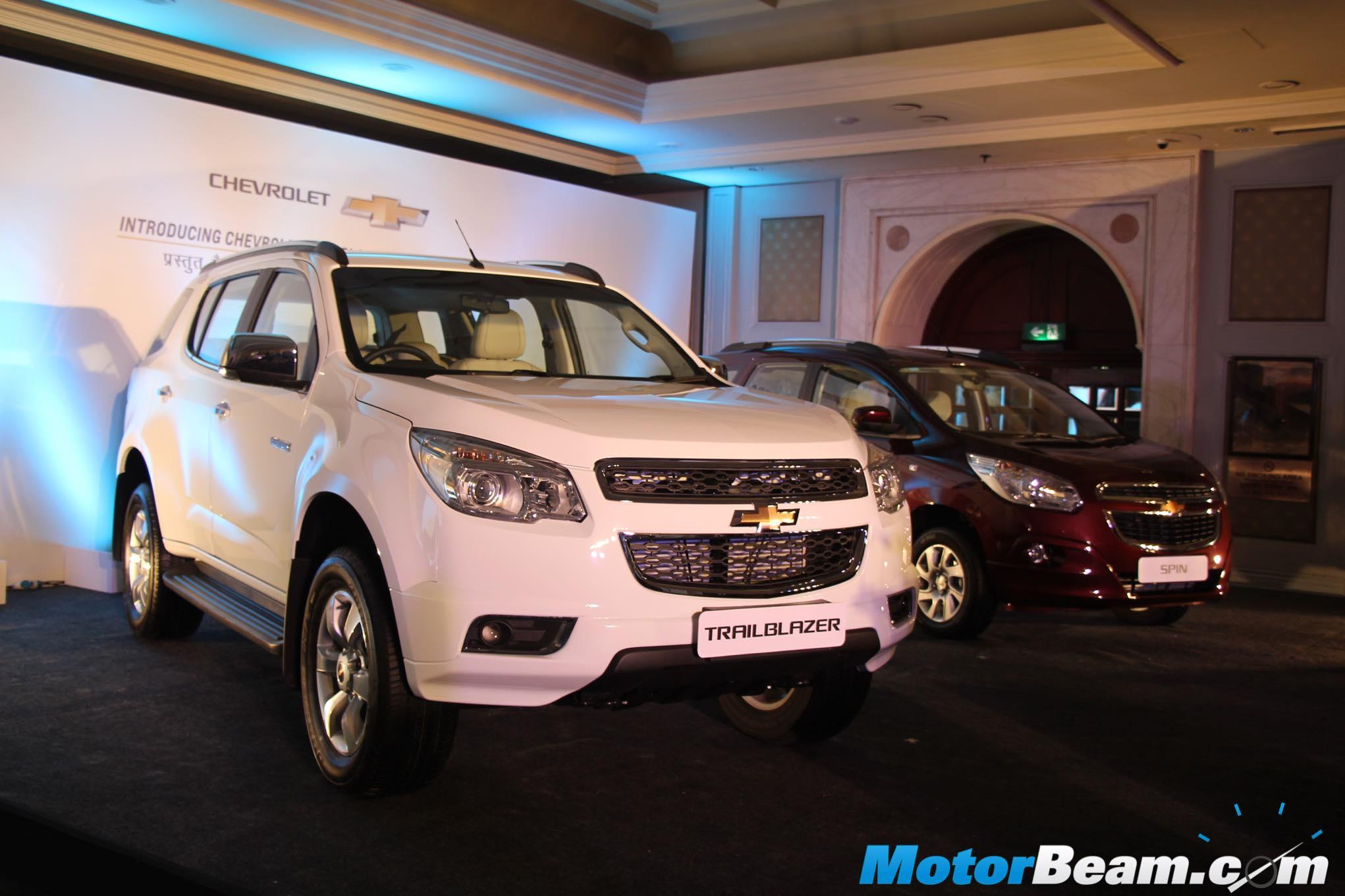Chevrolet Trailblazer Spin