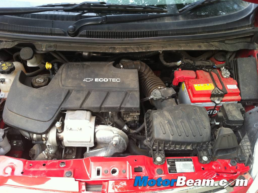 Chevrolet Beat Diesel Engine