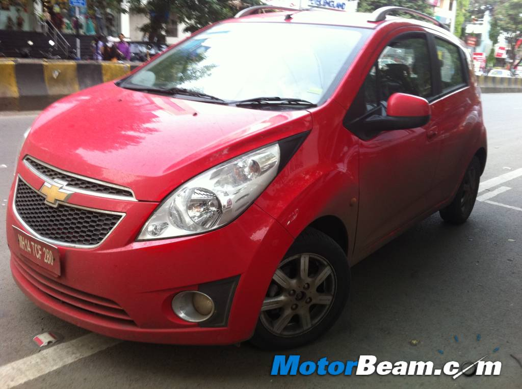 Chevrolet Beat Diesel First Impressions