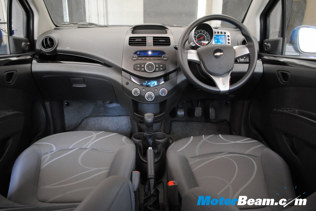 Chevrolet Beat Test Drive Review