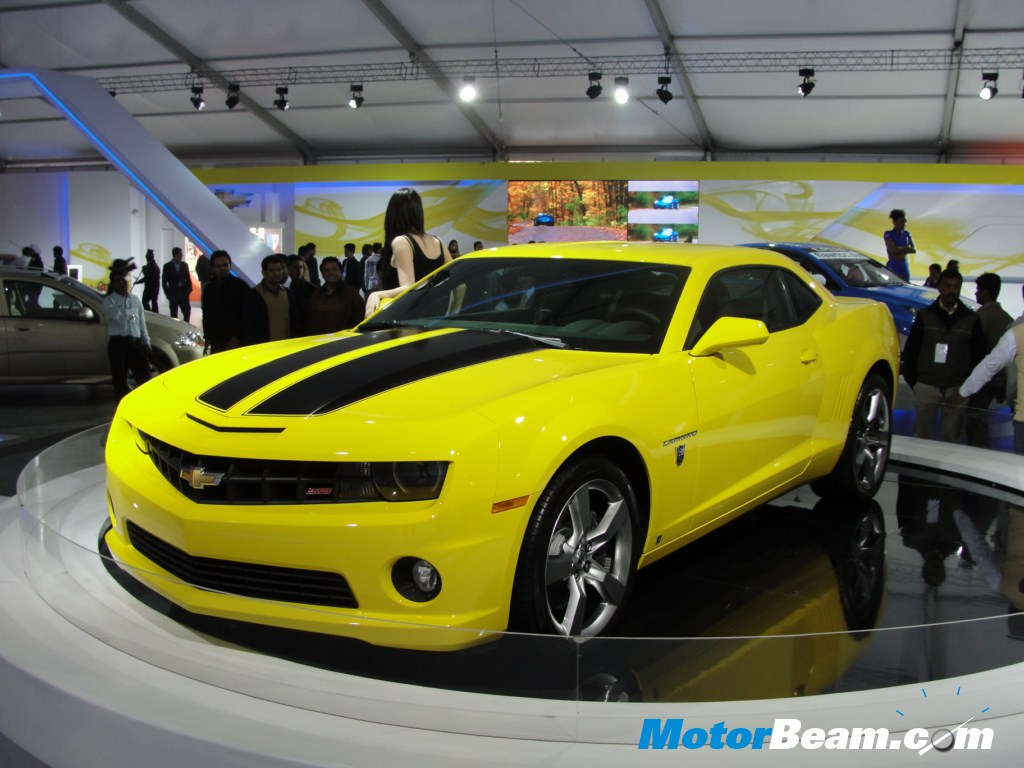 Chevrolet To Launch Camaro In India