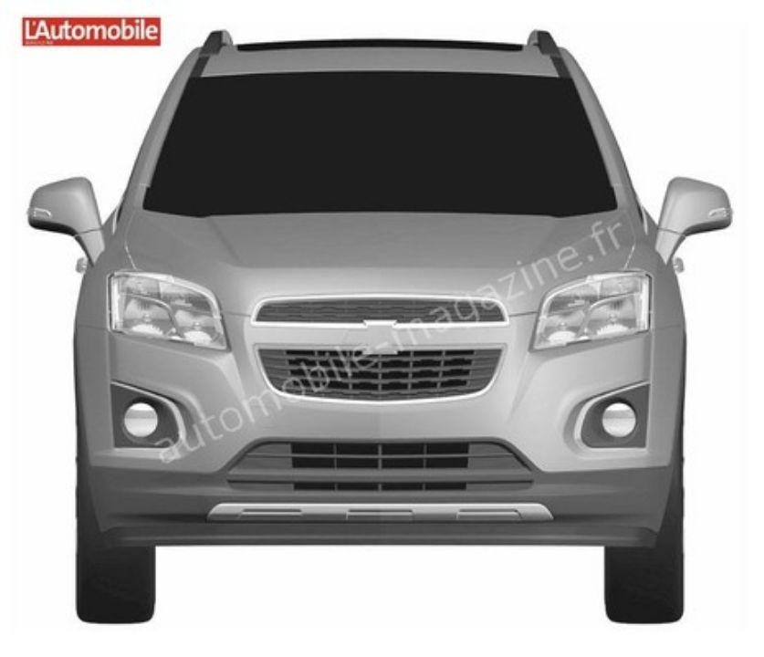Chevrolet Compact SUV India