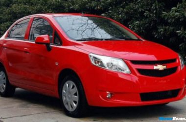 Chevrolet Sail Twins To Replace Aveo Twins