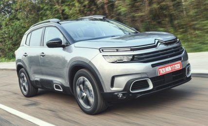 Citroen C5 Aircross Bookings
