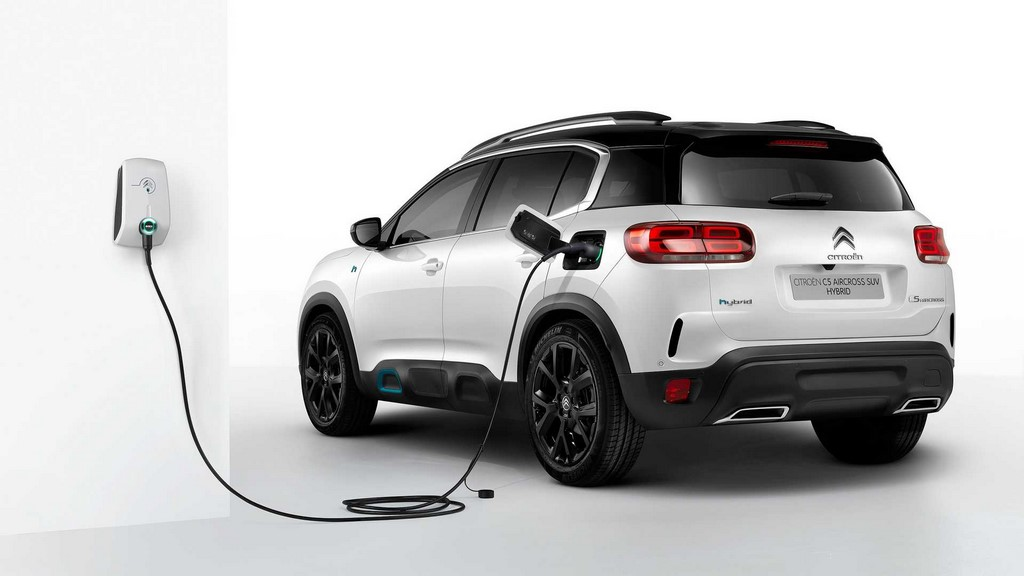 Citroen Electric Micro SUV