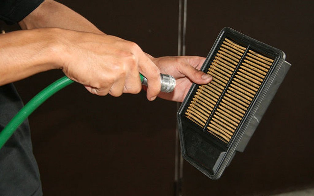 Clean Your Air Filter