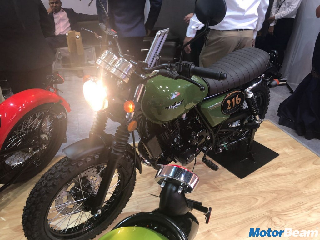 Cleveland Cyclewerks Cleveland Cyclewerks Ace Scrambler 1
