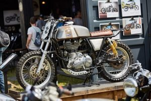 Continental GT Dirty Duck Edition