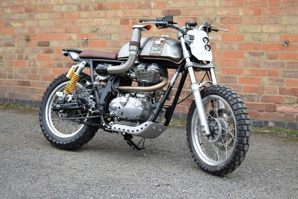 Continental GT Dirty Duck Edition Stand