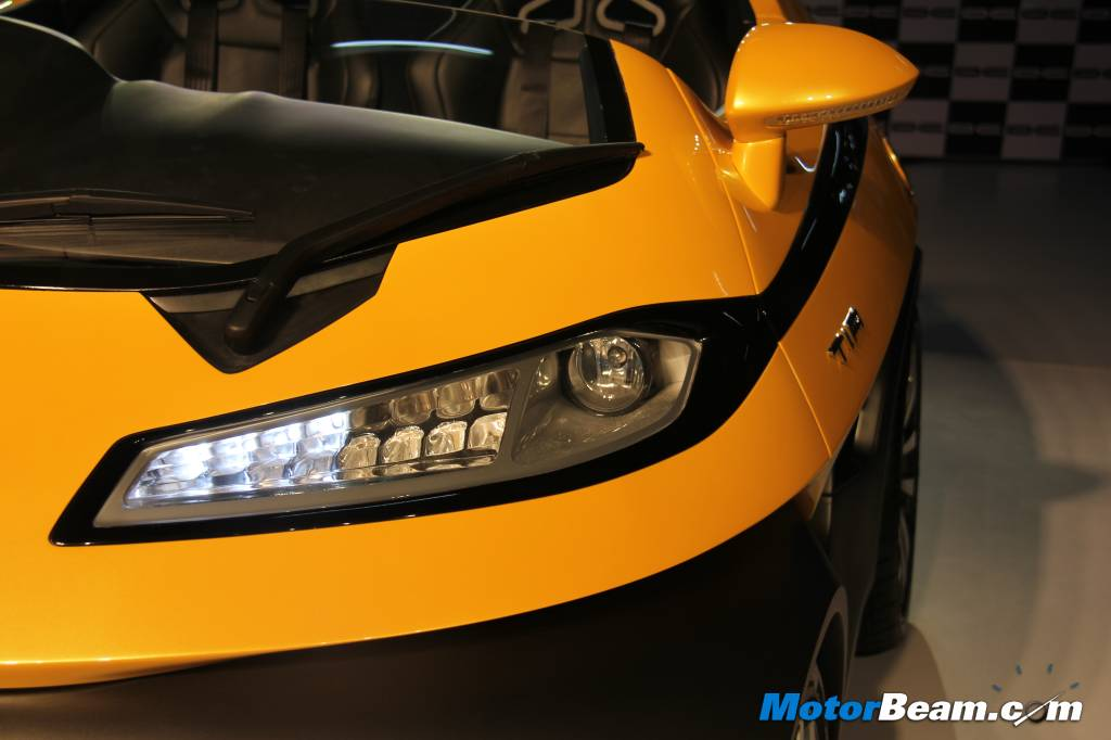 DC Design Tia Headlights