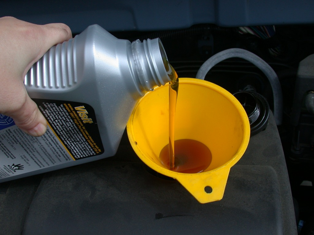 DIY Car Maintenance Checks Change Oil