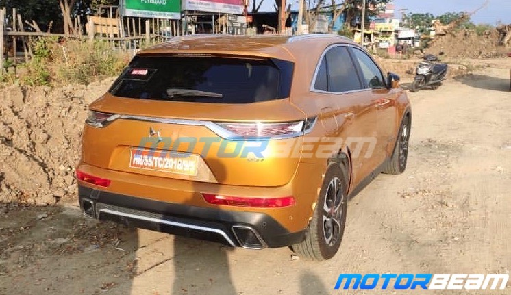 DS 7 Crossback India