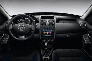 Dacia Duster 10th Anniversary Edition Dashboard