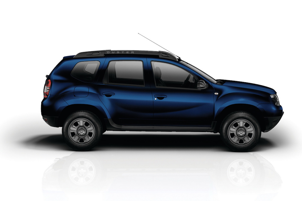 Dacia Duster 10th Anniversary Edition Features