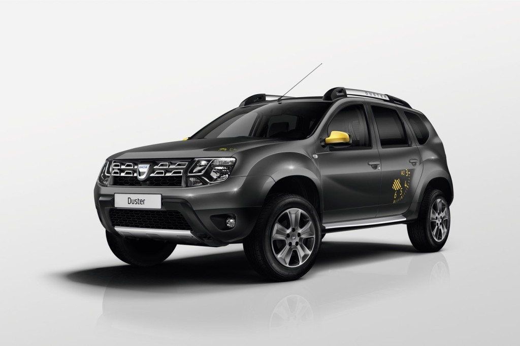 Dacia Duster Air Limited Edition