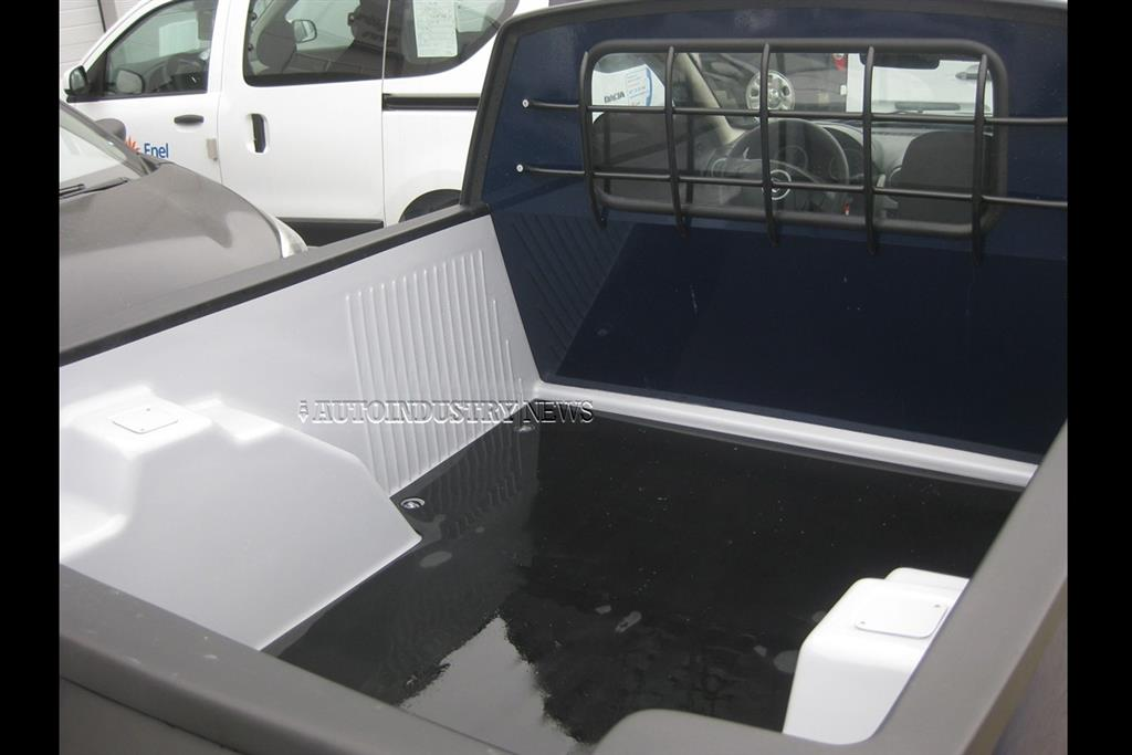 Dacia Duster Pickup Space