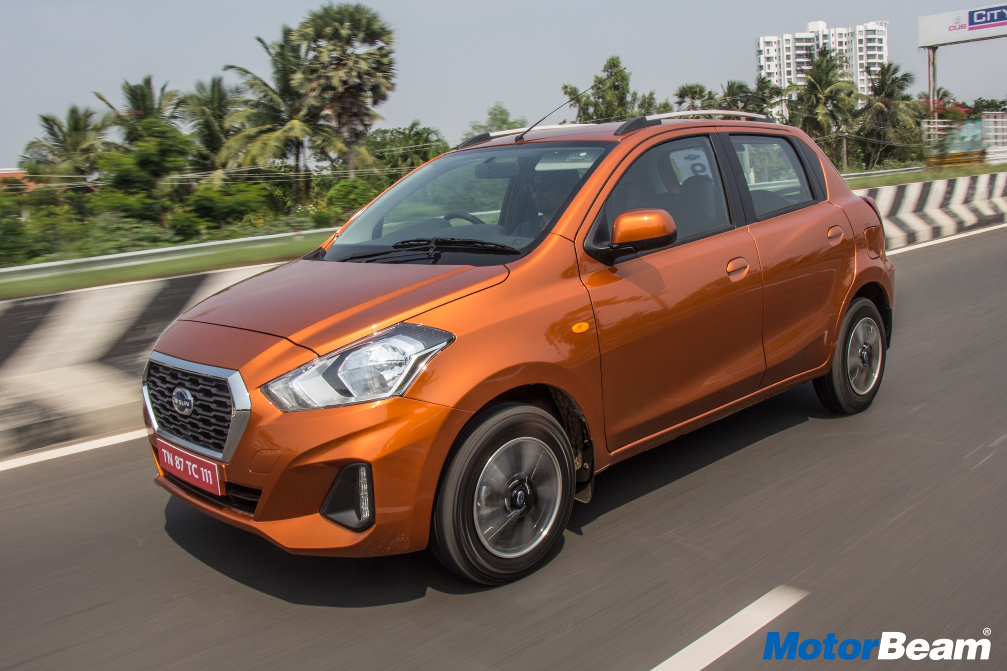 Datsun GO Facelift Review