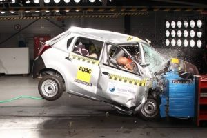 Datsun GO Global NCAP