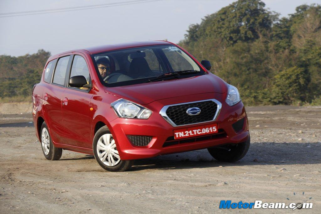 Datsun GO+ MPV Review