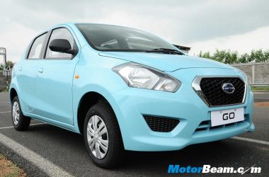 Datsun GO 1.0-Litre Engine Launch Likely In 2016