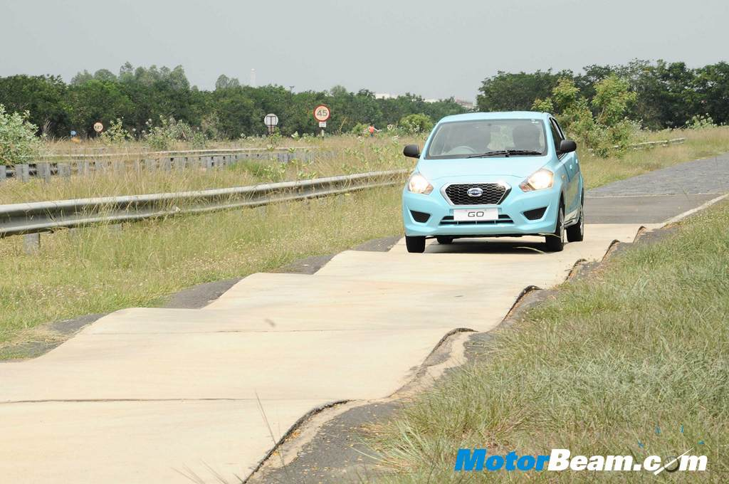 Datsun GO Test Track Review