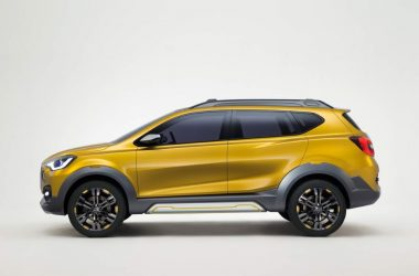 Datsun GO-Cross Could Launch In Early 2016 Before Redi-GO