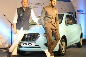 Datsun India First Anniversary Celebrations